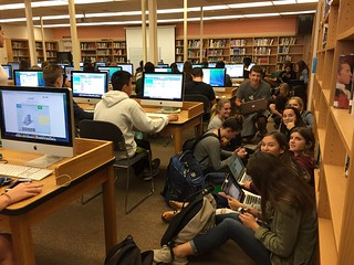 Hour of Code | by MCHSLibrary
