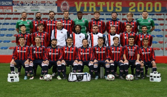 Promozione, Alba Borgo Roma-Polisportiva Virtus 1-3