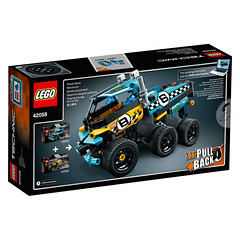LEGO Technic 42058 Stunt Bike 2