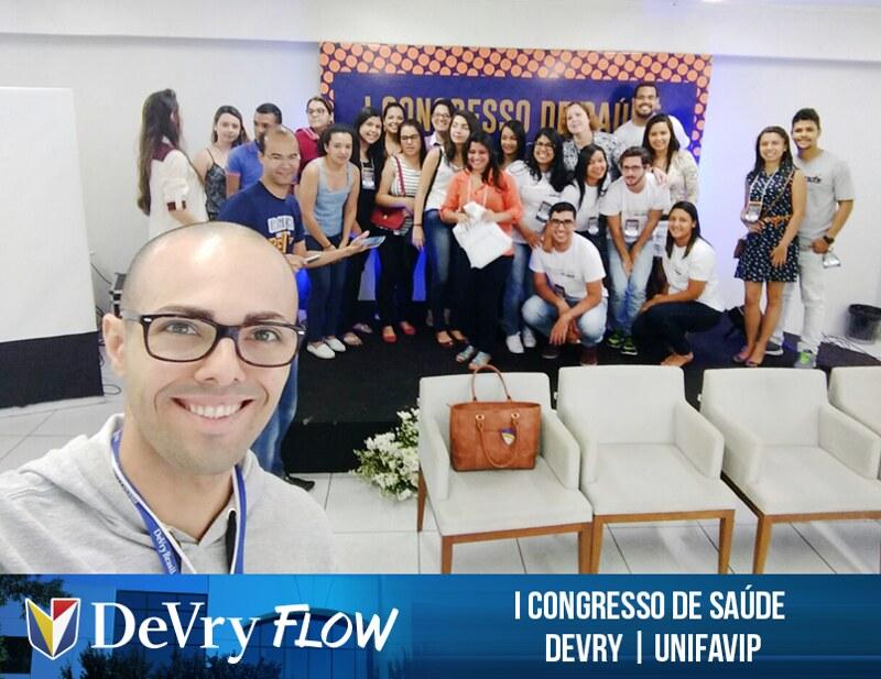 I Congresso de Saúde DeVry | Unifavip