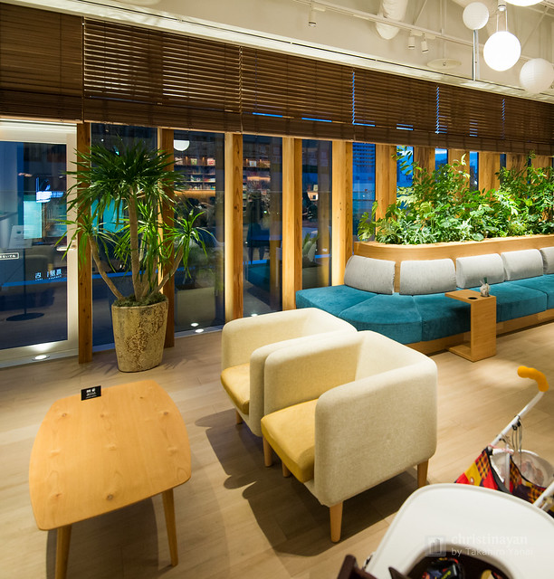 TSUTAYA Hirakata Branch on 5th floor (蔦屋書店 枚方駅前店)