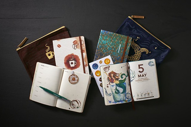 Starbucks Coffee 2017 Planners photo