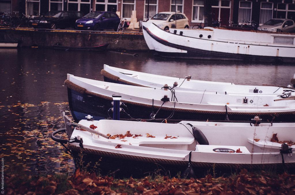 Amsterdam, Van Oldenbarneveldstraat