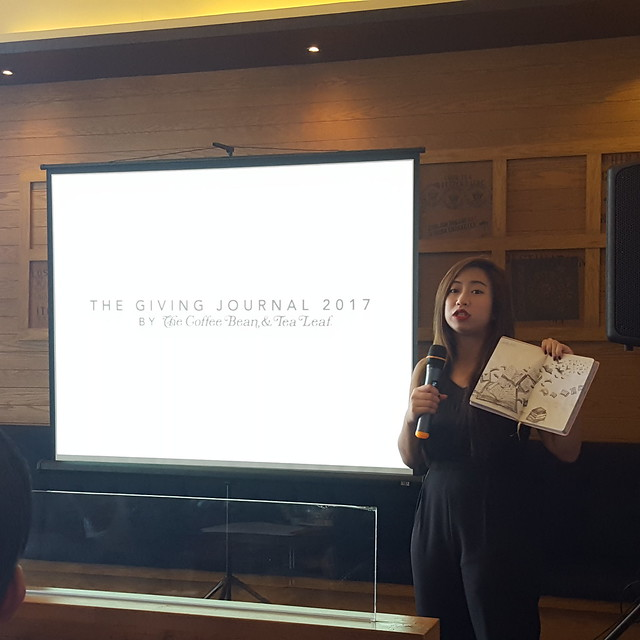DavaoLife.com | The Coffee Bean & Tea Leaf's 2017 Giving Journal Launch