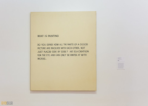 John Baldessari MOMA NYC 01 | by Eva Blue