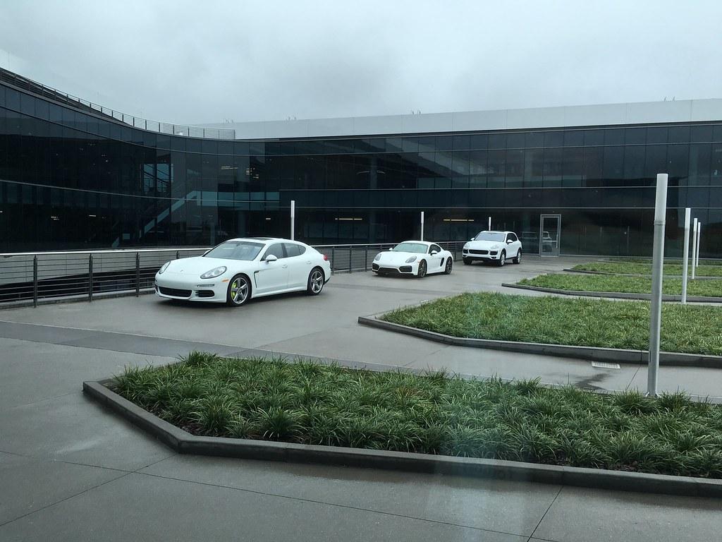 Porsche Experience Center >> The Porsche Experience Center Thomas Clifford Flickr