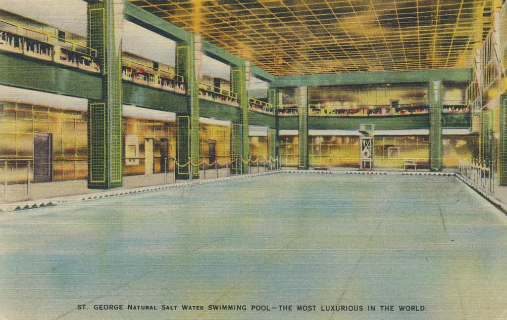 St. George Hotel - New York, New York