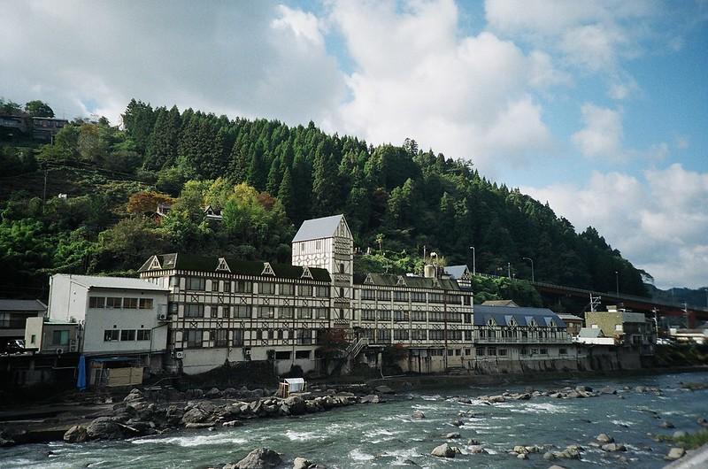 天ヶ瀬|玖珠川