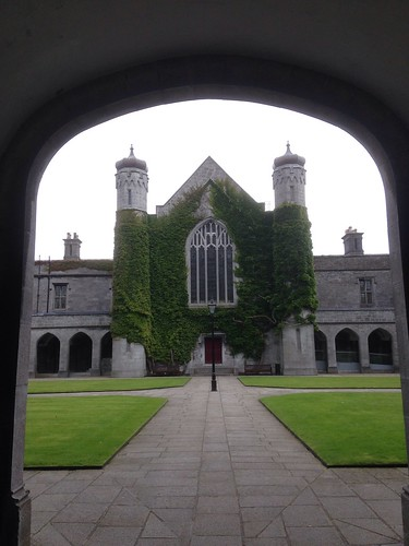 Galway University | by Anetq