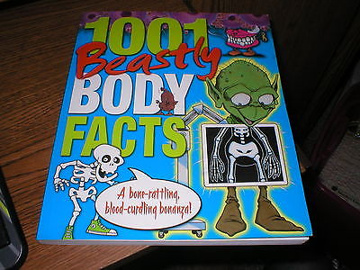 beastly facts Get this from a library 1001 beastly body facts [helen otway] -- a cartoon narrator and his new friends intend to make reading a voyage of discovery through the realm of human body science more fun and interesting.