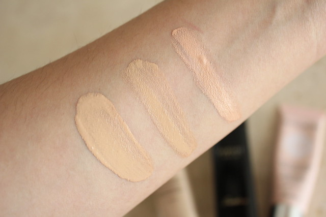 Guerlain Lingerie de Peau foundation review and swatch
