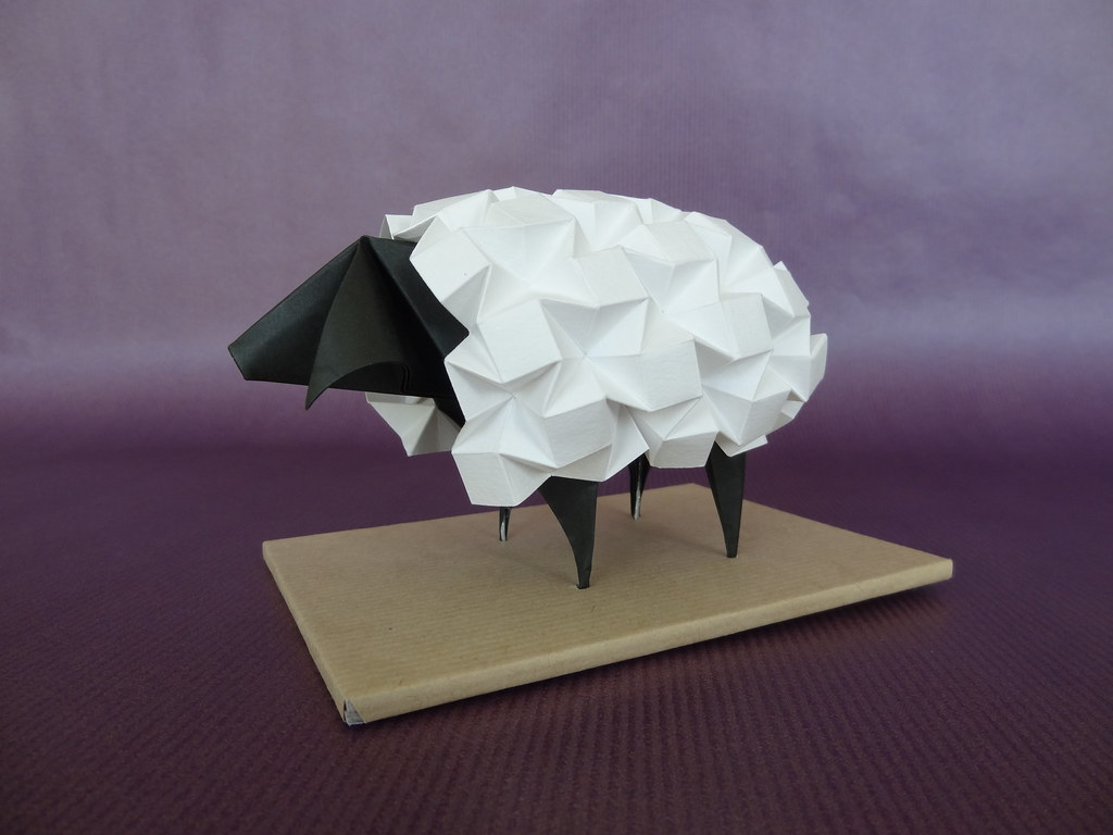 Sheep By Beth Johnson