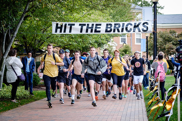 Hit the Bricks 2015