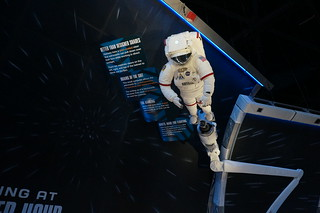 Shuttle Astronaut Space Suit | by Disney, Indiana