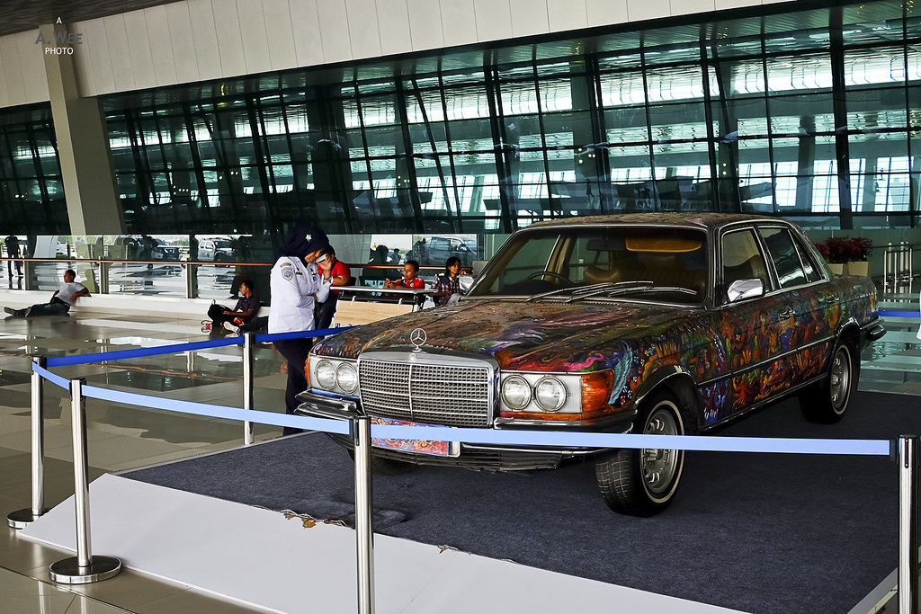 Mercedes-Benz Art Car