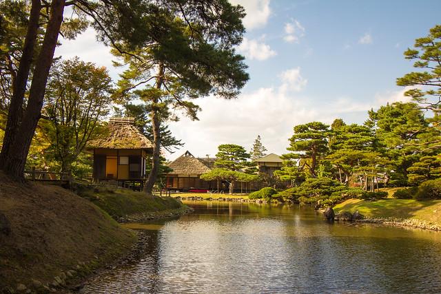 御薬園 (Aizu Matsudaira's Royal Garden)