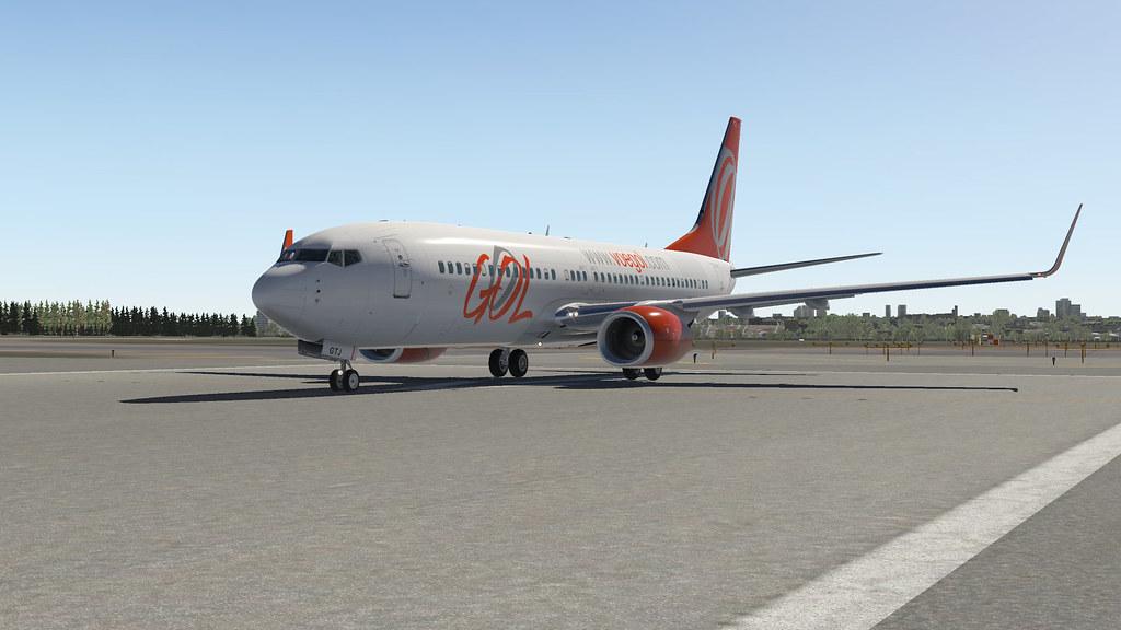 737-800 GOL X-plane 11 31179984072_3b93c438ea_b