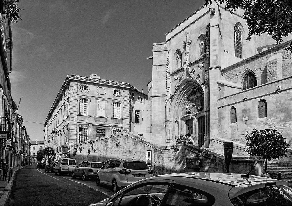 Avignon, dans les rues 29731303184_05eb8665d7_b