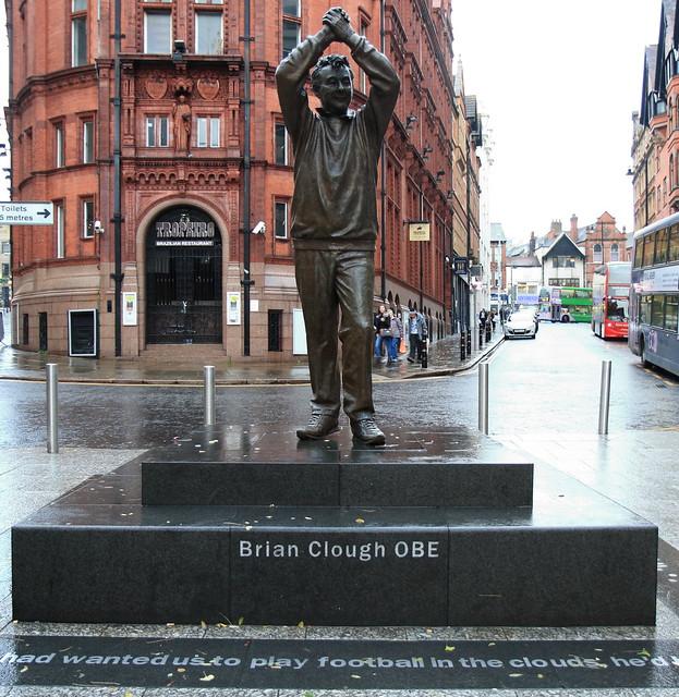 Brian Clough, Nottingham
