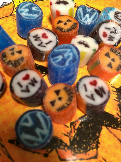 Halloween Candy treats