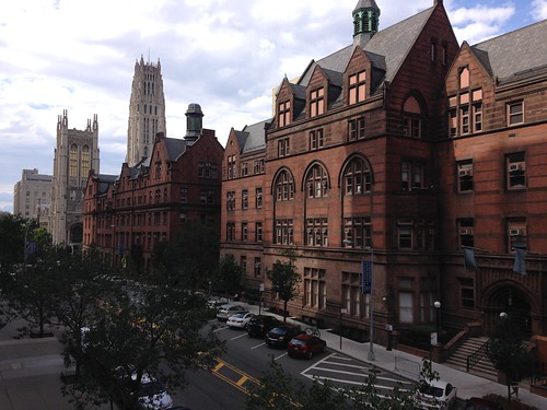 Columbia Teachers College, Harlem | by Sopranova