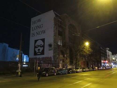 How long is now, Berlin? | by Anetq