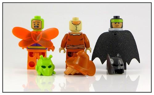 LEGO SuperHeroes DC Comics 76054 Batman Scarecrow Harvest of Fear figures05