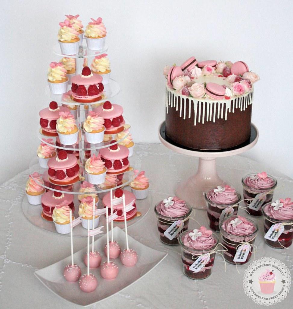 Leckereien Fur Kleine Hochzeitsfeier Schweinfurt Cakes Flickr