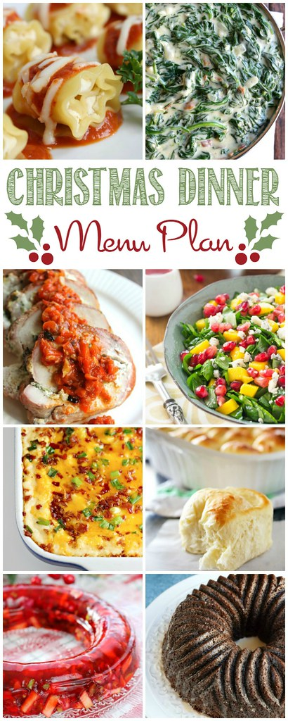 this post includes 14 make holiday menu planning easy with this christmas dinner menu plan this post includes 14