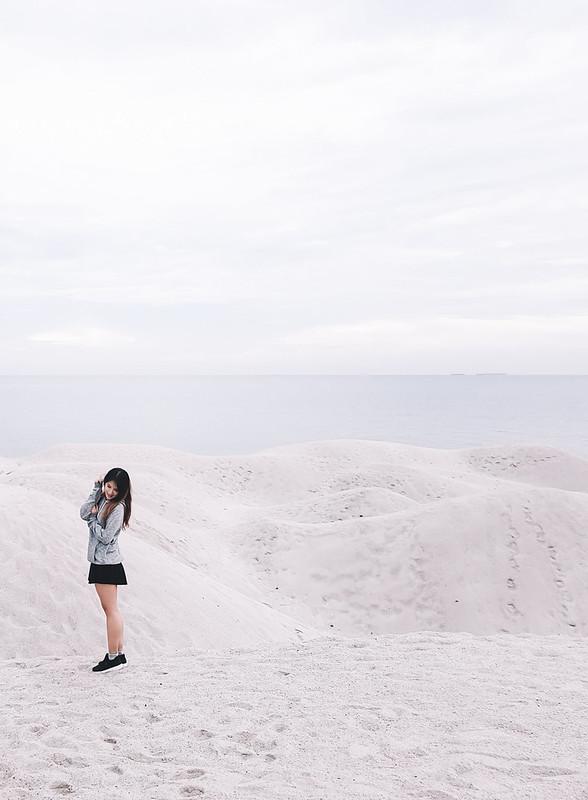 Klebang Sand Dunes