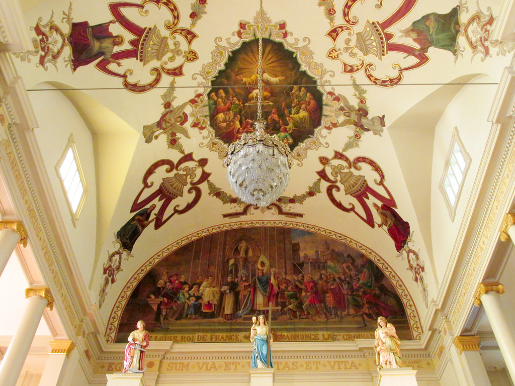 st louis cathedral interior new orleans shaireproductions com