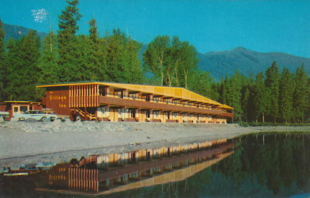 Village Inn - West Glacier, Montana