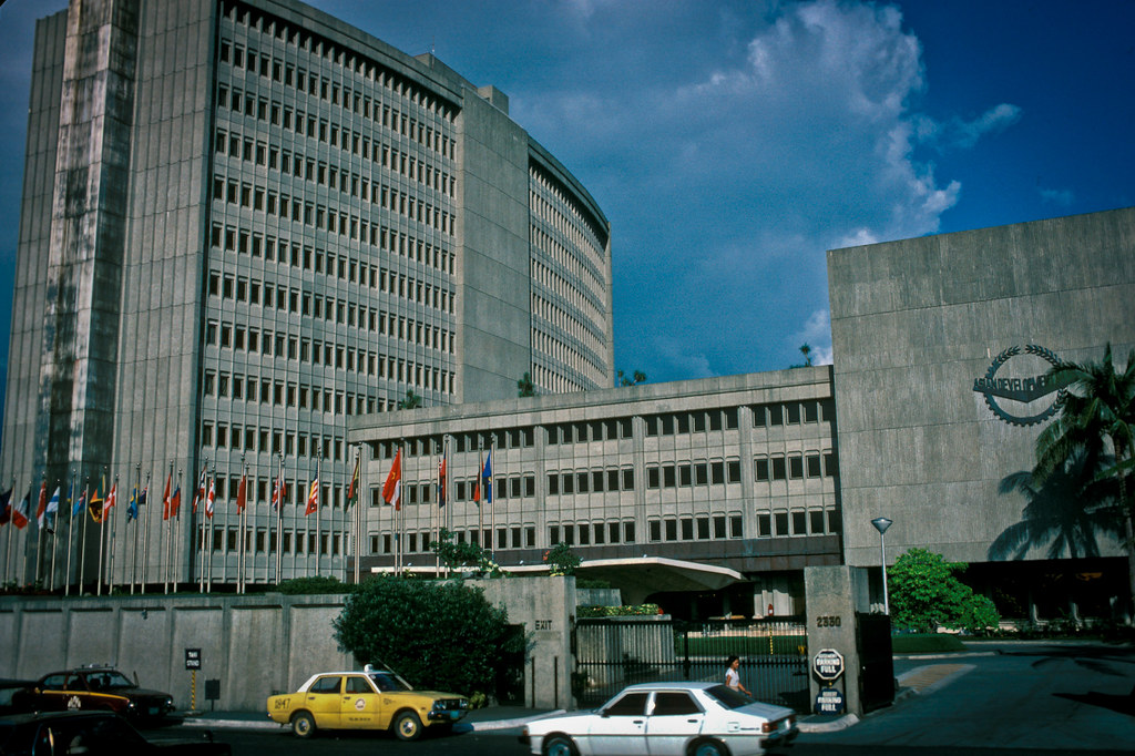 Image result for asian development bank headquarters