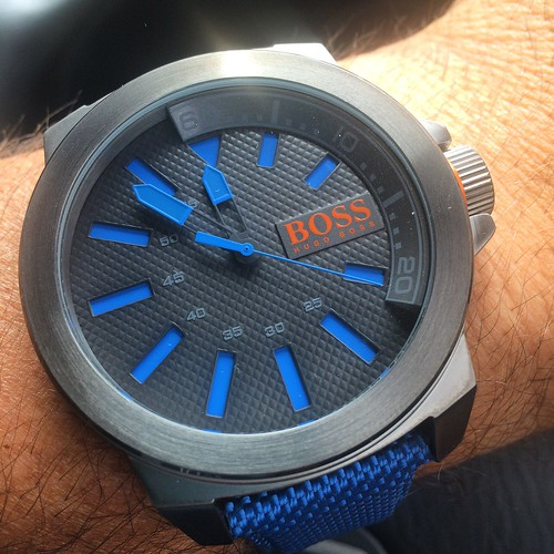 Ok - today I got a new watch... | by A u s s i e P o m m