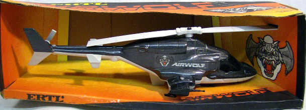 #Fave80sCar ERTL Airwolf