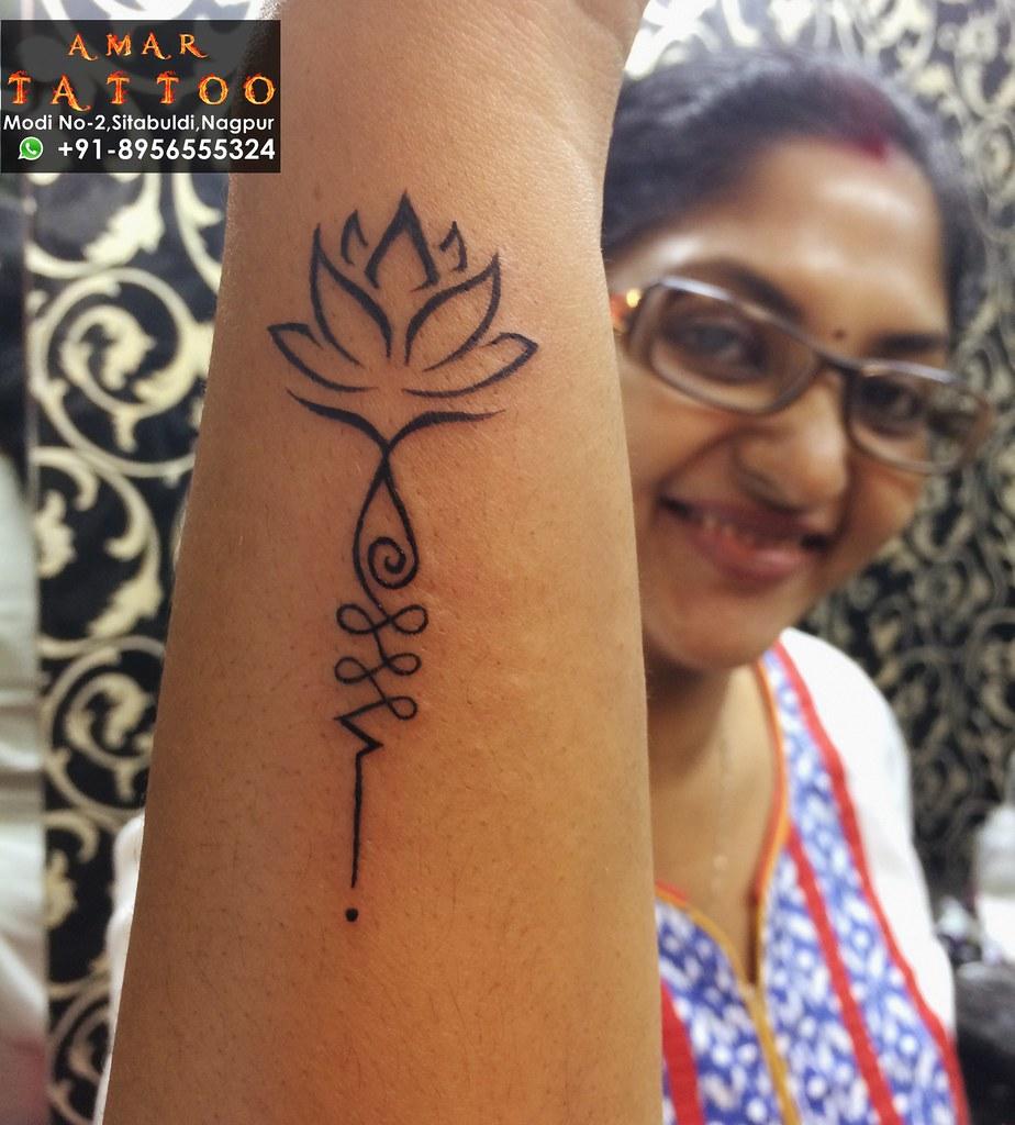 Black Lotus Flower Tattoo Black Lotus Flower Tattoo Flickr