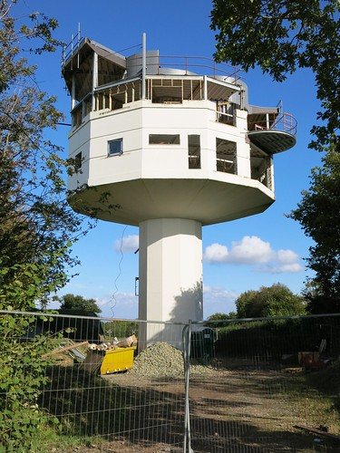 Water Tower House Netchwood Monkhopton Salop Well It