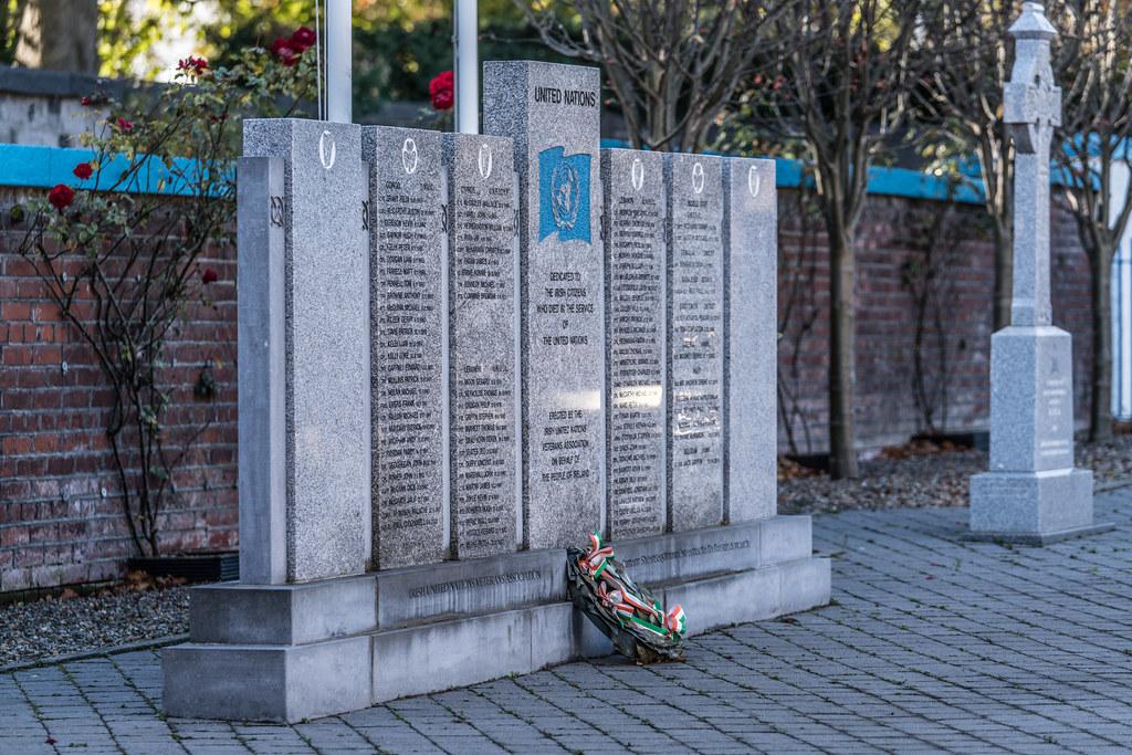 Irish United Nations Veterans Association [House And Memorial Garden]-122984