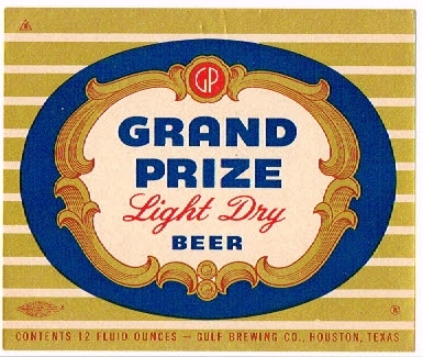 Grand-Prize-Light-Dry-Beer-Labels-Gulf-Brewing-Company
