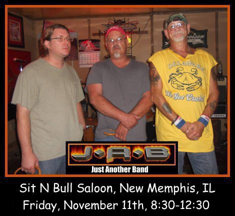 Just Another Band 11-11-16