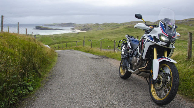 Africa Twin Oldshoremore