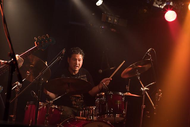 RoundFace live at 獅子王, Tokyo, 02 Dec 2016 -00025