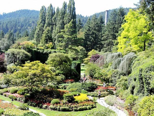 Butchart Gardens, Victoria, British Columbia