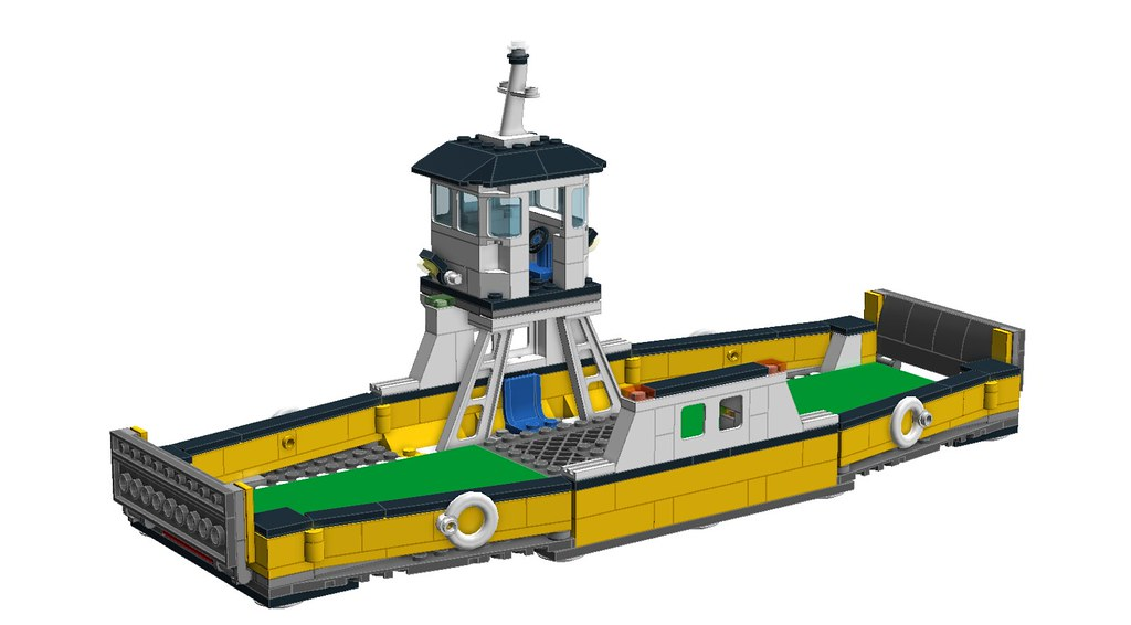 конструктор Lego 60119