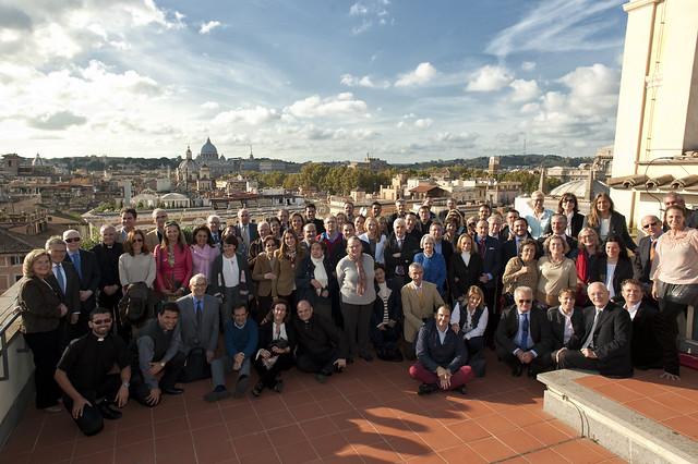 XII Encuentro Romano de Mecenas organizzato dalla fondazione CARF