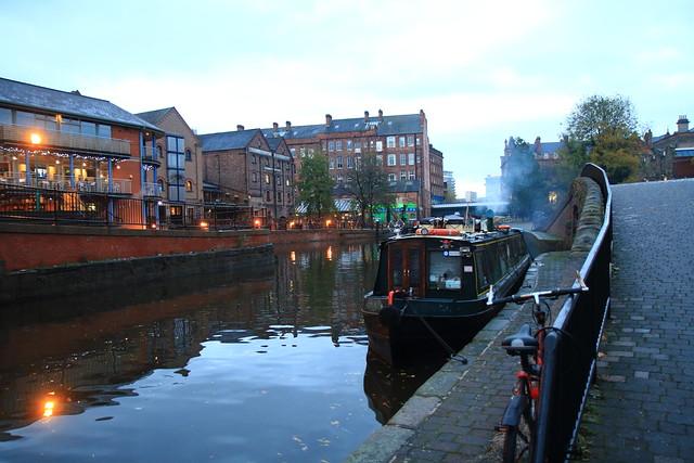 River Trent, Nottingham