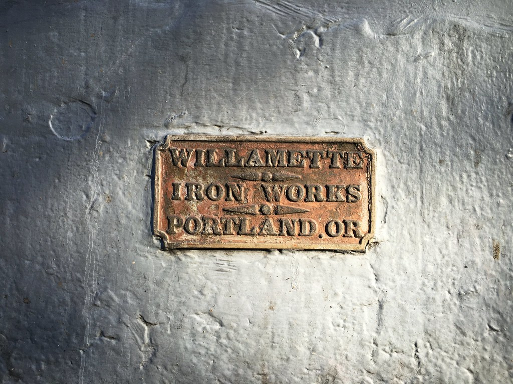 Willamette Iron Works, Seattle, Washington