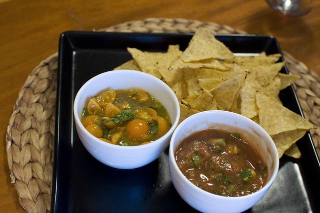 salsa two ways