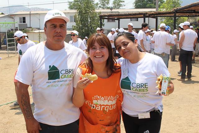 Parque Oro Olímpico (segunda etapa) | Colina| CBRE
