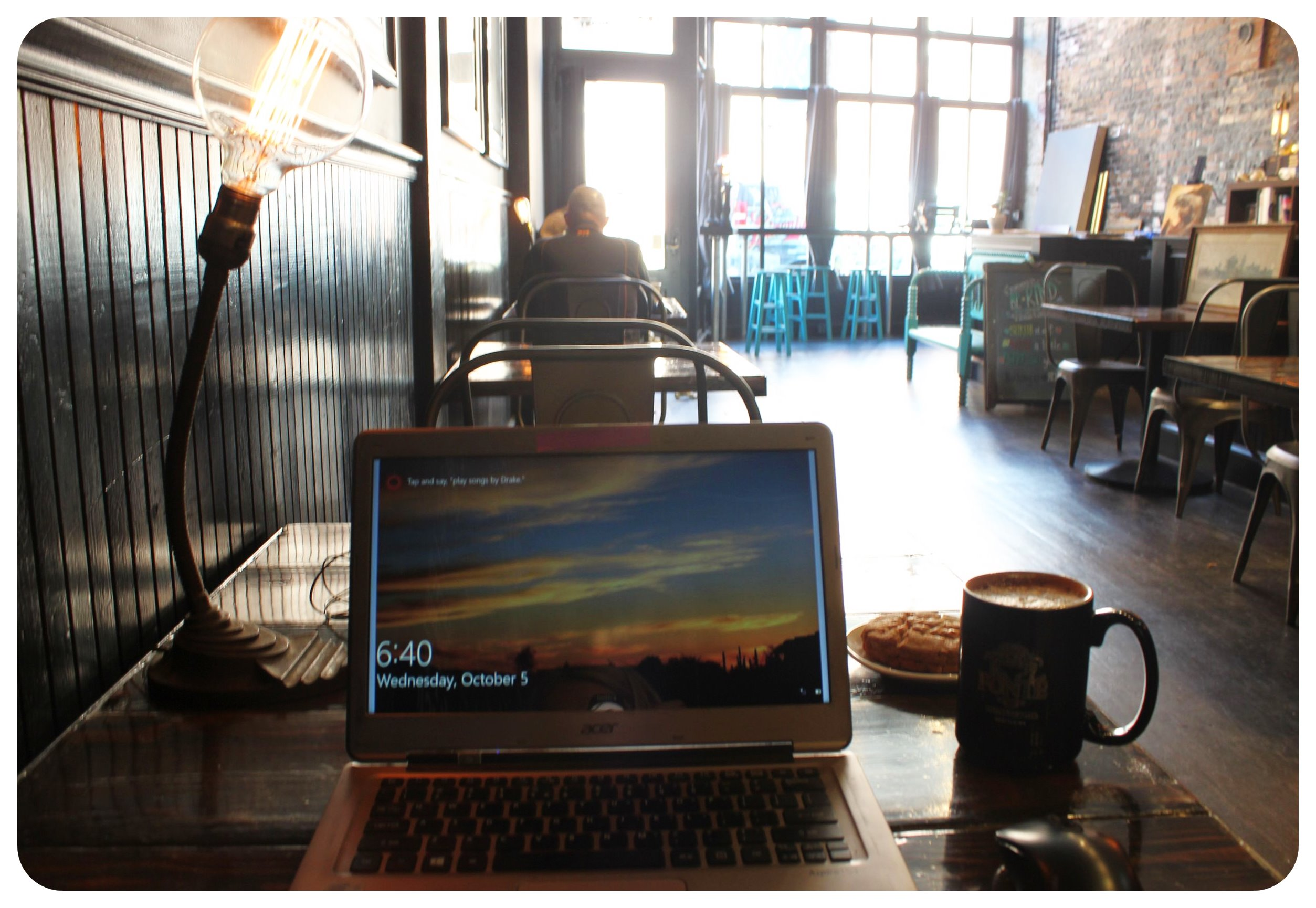 digital nomad office seattle